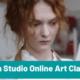Online Studio Art Classes